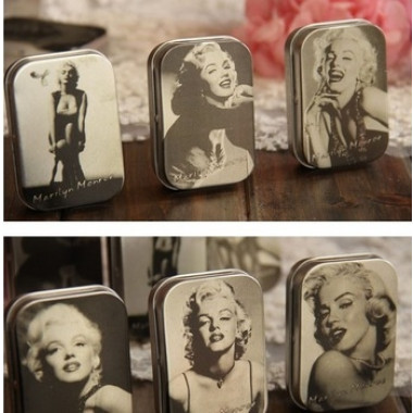 Marilyn Monroe Mini Tin æske