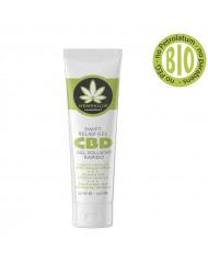 Økologisk, CBD swift relief gel