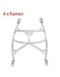 4ocean Face Mask Support Frames (Pakke med 4 stk)