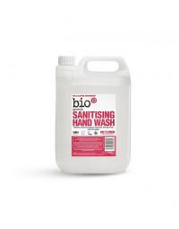 BIO-D - Antibakteriel Håndsæbe - Geranium - 5 L
