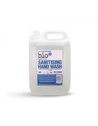 BIO-D - Antibakteriel håndsæbe - Uden Duft - 5 Liter