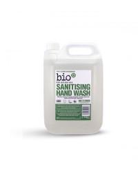 BIO-D - Antibakteriel håndsæbe - Lime & Aloe Vera - 5 L