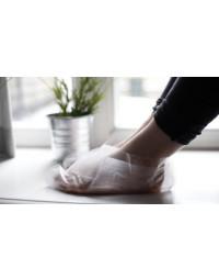 Bløde og flotte fødder med et smart sæt fodposer (Onesize)
