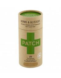 PATCH - Komposterbare plastre - Aloe Vera - 25stk